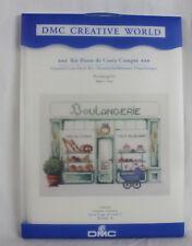 DMC Creative World Counted Cross Stitch Kit Gourmet Coll Baker's Shop Boulangeri