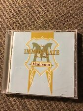 Madonna The Immaculate Collection CD, BMG MUSIC CLUB EDITION, RARE AAD PRINT