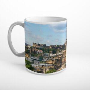 Edinburgh Skyline Tasse Kaffeebecher T1502