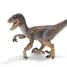 Schleich Velociraptor Dinosaur Dino Replica Animal Figure Jurassic Model Toy New