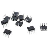 10 PCS LM393N LM393 DIP-8 Comparateur de tension a double tension faible puissan