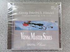 VIENNA MASTER SERIES - GEORG FRIEDRICH HANDEL - CD - (NEW SEALED)