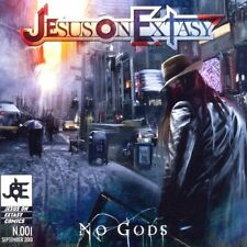 Jesus on Extasy - No Gods (2010)  CD  NEW/SEALED  SPEEDYPOST
