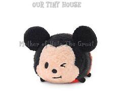 "Disney Mickey Mouse Winking / Wink Tsum Tsum Mini 3.5"" Plush AUTHENTIC USA NWT"