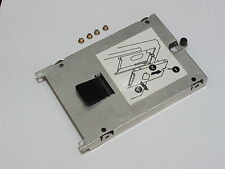 SATA hd hdd hard drive caddy for hp compaq 8510 8510p 8510w 8530p 8530w 854FDUS