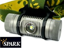 Spark SD6-500CW Cree XM-L2 T6 LED Headlight+Ultrafire WF-137 Charger+18650