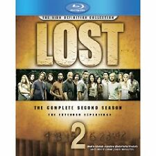 Lost - The Complete Second Season (Blu-ray SET--NEW SEALED