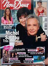 Mag 2007: MICHEL SARDOU_EVA LONGORIA_VIRGINIE LEMOINE