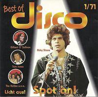 (CD) Disco Licht Aus Spot An 1/71 - Move, Christie, Kinks, Dana, Tremeloes u.a.
