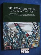 TERREMOTI IN ITALIA DAL 62 A.D. AL 1908