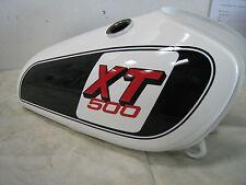 Yamaha XT500F 1979 Modello Completo Verniciatura Kit Decalcomanie