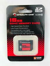 Stealth Cam SDHC Memory Card - 16GB - Single Pack