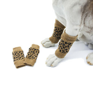 Pet Dog Joint Protective Socks Dog Leggings Knee Pads Socks Joints Protector