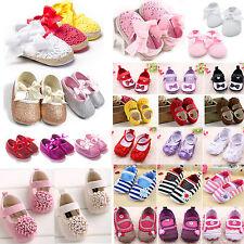 Newborn Baby Toddler Shoes Kids Princess Party Summer Outdoor Prewalker Sandals