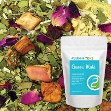 Guava Green Yerba Mate - Premium Loose Leaf Blend - Fusion Teas