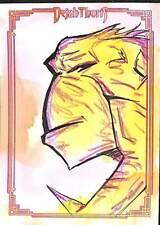 2019 Dejah Thoris Sketch Karte Martheus Vase / Niceiza C