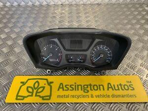 2013-18 Ford Transit Custom Diesel Speedo Instrument Cluster Clock BK2T-10849-HF