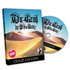 The Grail GOLD Edition (W/DVD) by Mike Rose and Alakazam Magic from Murphy's