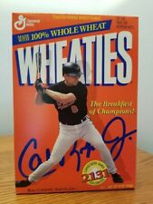 Wheaties Cereal Box New Unopened CAL RIPKEN JR Collectible