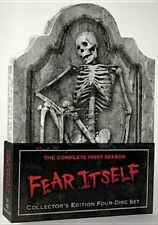 Fear Itself Special Edition Season 1 DVD Set 4 Discs GC