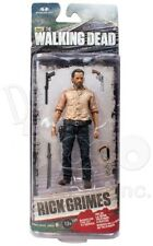 McFarlane Toys The Walking Dead Series 6 Rick Grimes Figure. Slight creased card