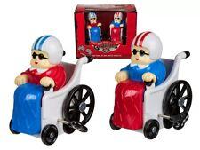Wind Up Racing Wheelchair Grannies Granny Fun Novelty Joke Stocking Filler Gift
