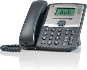 Cisco Small Business SPA303 Series 3 Line IP Phone