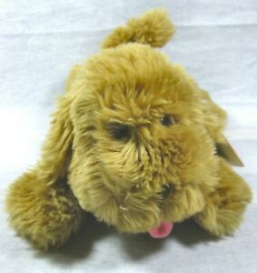 "1996 Marc Brown's Puppy Pal 12"" Brown Plush Dog Eden w/Tags"