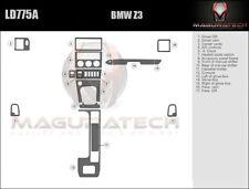 Dash Trim Kit for BMW Z3 96 97 98 99 carbon fiber wood aluminum
