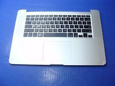 """Apple MacBook Pro A1398 15"""" Genuine Laptop Top Case w/Trackpad Keyboard Battery"""