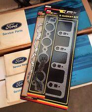 "New Boss 429 ""hemi"" premium gaskets! Valve cover, intake, headers, heat tubes!"