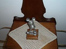 """""""New"""" Disney THE MOUSE Edition of 1200 6 1/4"""" tall MADE IN USA"""