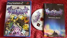 Odin Sphere Original Etiqueta Negra Sony Playstation PS2 PAL