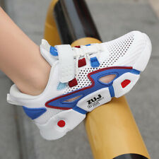 Kids Sneakers Boys Girls Running Shoes Lightweight Breathable Tennis Shoes Size