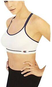 Champion, 2 Pk Women's Seamless Racerback Sports Bras Wicking (Choose Size)