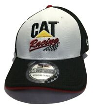 NASCAR Ryan Newman Hat, 31 CAT RACING, Stretch, White, Medium, Large Cap