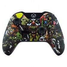 Scare Party Front Housing Shell Faceplate Case Part for Xbox One Controller