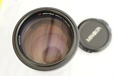 Highly rated MINOLTA 200mm f2.8 AF APO lens - SONY fit