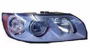 New Volvo V50 (2004-2007) Headlamp / Headlight - Left