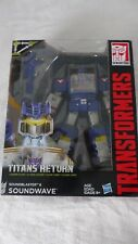 ROBOT TRANSFORMER - TITAN RETURN  - SOUND  BLASTER - NEUF