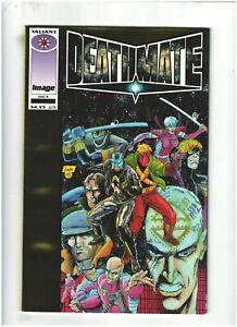 Deathmate Yellow VF 8.0 Image/Valiant 1993 Wildcats,Ninjak,Shadowman,Darque