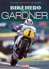 Wayne Gardner - Bike hero (New DVD) The man the races the legend 5017559120498