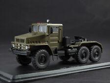 Scale model truck 1:43, ZIL-443114 hacks