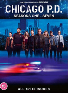 Chicago Pd Seasons One Seven DVD NEW
