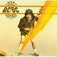 Ac Dc High Voltage 2010 Reissue Yellow Vinyl New Rare Australia Only Ebay