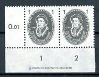 DDR MiNr. 261 DV postfrisch MNH (OZ2371