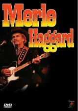 MERLE HAGGARD IN CONCERT 1983 DVD ALL REGIONS NTSC NEW