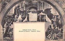 BR55691 Raffaello sanzio Stanze miracolo di Bolsena vaticano Roma vatican