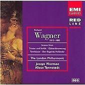 Richard Wagner - Wagner: Opera Scenes. Norman. Tennstedt/LPO