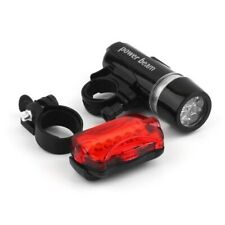 DRIWEI TE-B0048 Kit illuminazione Bici Baro LED - Nero